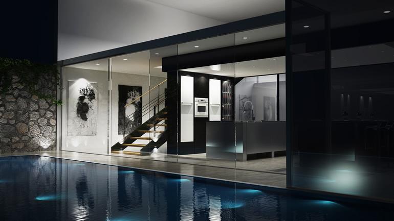 piscina Linea Inox