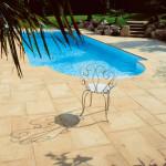 Pavimentazione per piscine Trianon