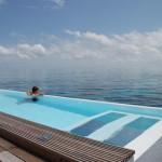 piscina sfioro orizzonte
